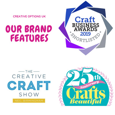 brand features creatie options