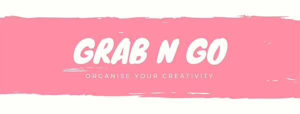 Grab n go Craft Storage